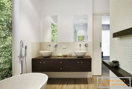 Bathroom Design with Feng Shui