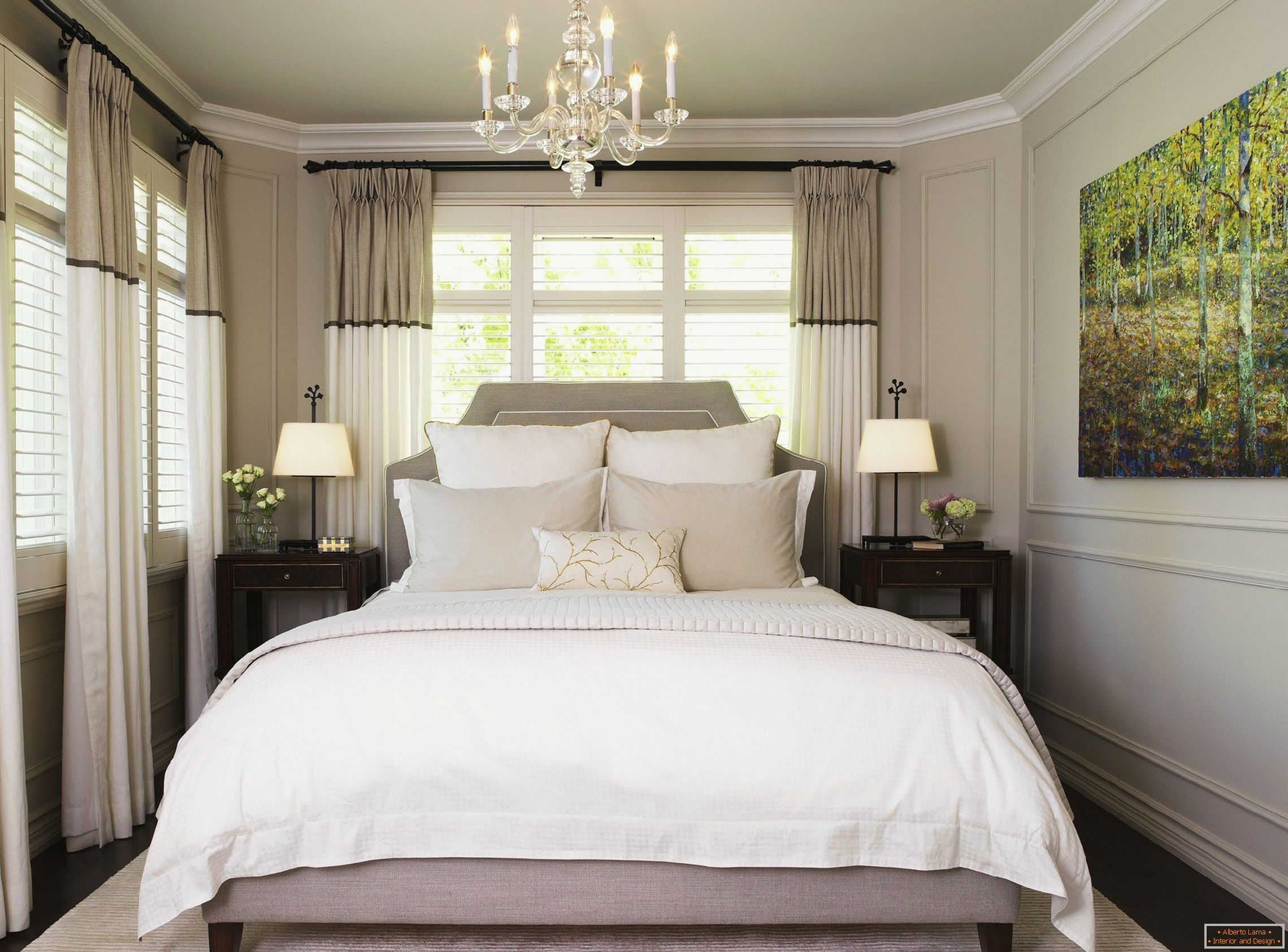 . 30 ideas for a narrow bedroom design   interior layout