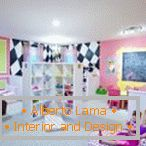 Playroom for baby