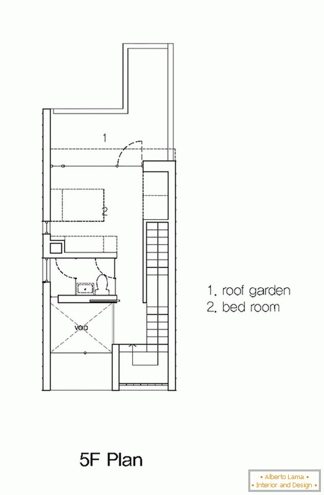 The layout of a compact house - фото 5