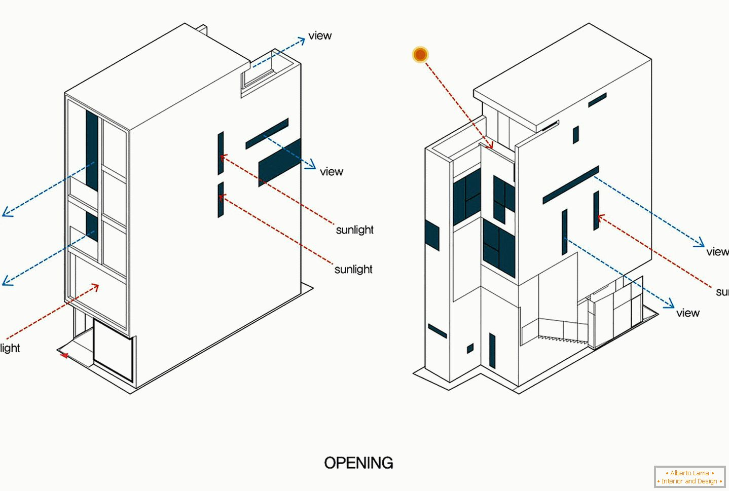 The project of an ultra-compact house - фото 9