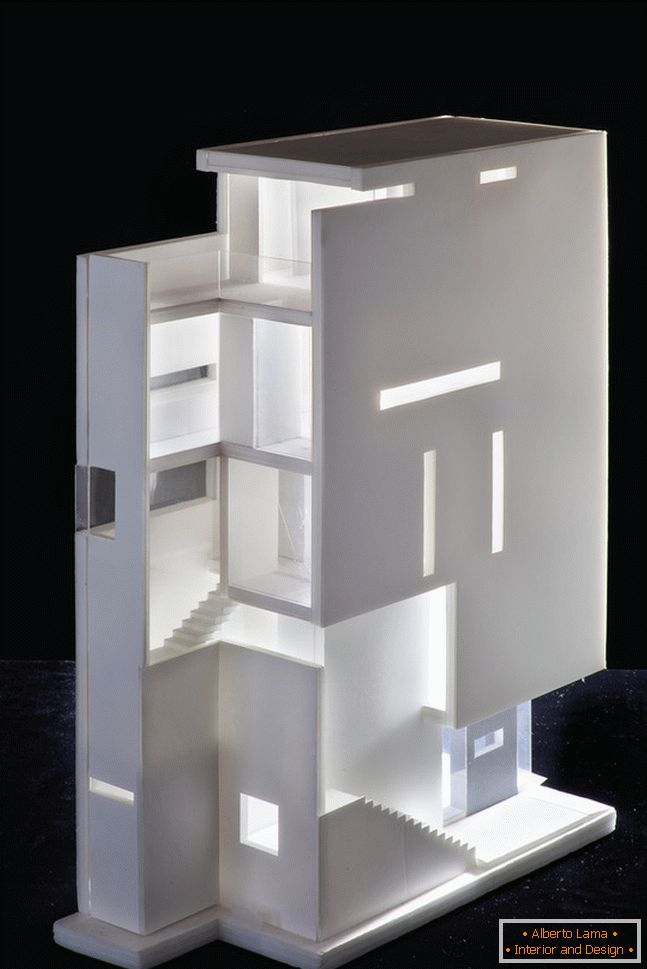 The model of an ultra-compact house - фото 2