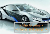 BMW announced the approximate price of the long-awaited hybrid supercar i8