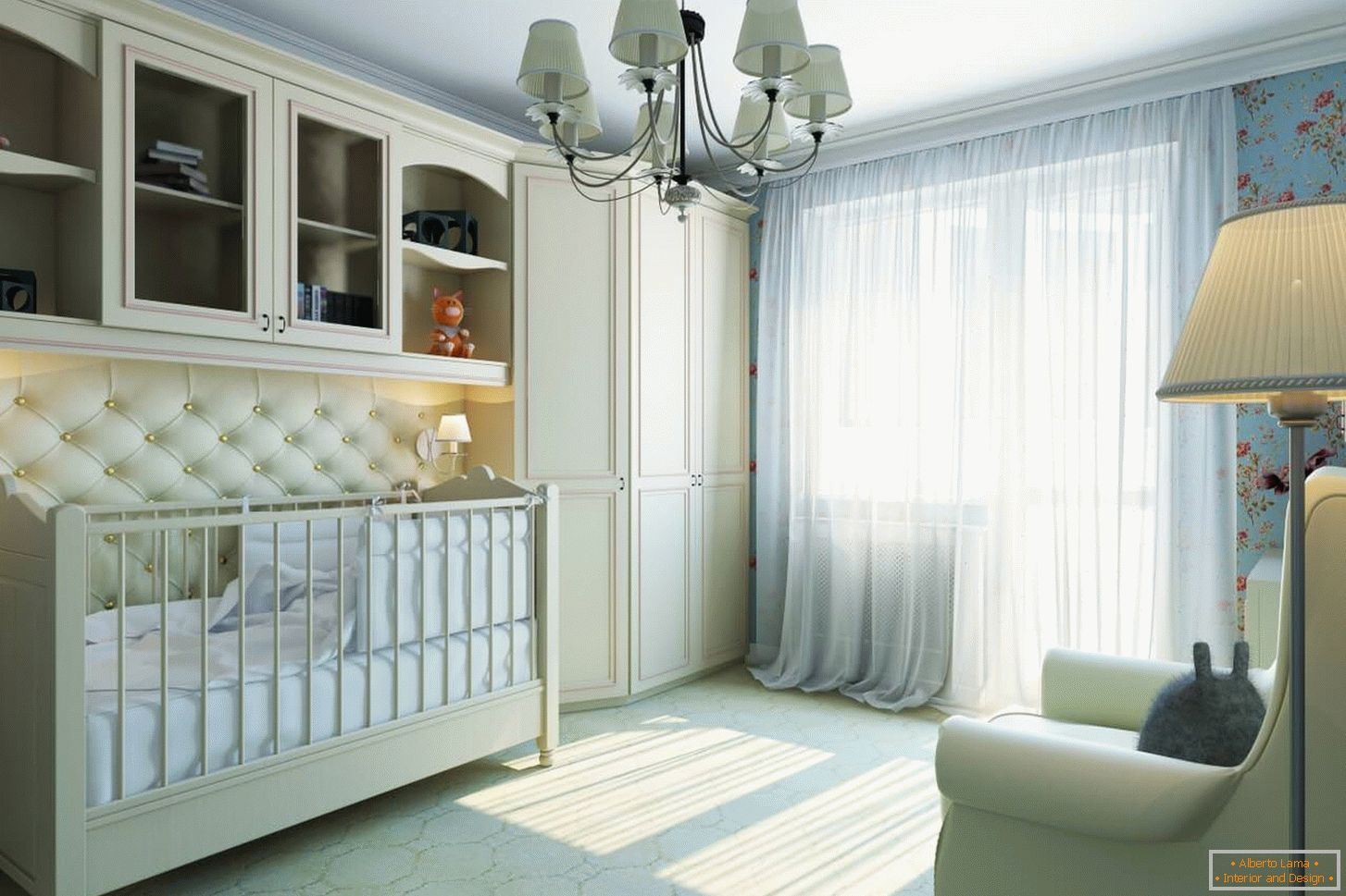Room for the newborn 12 кв м