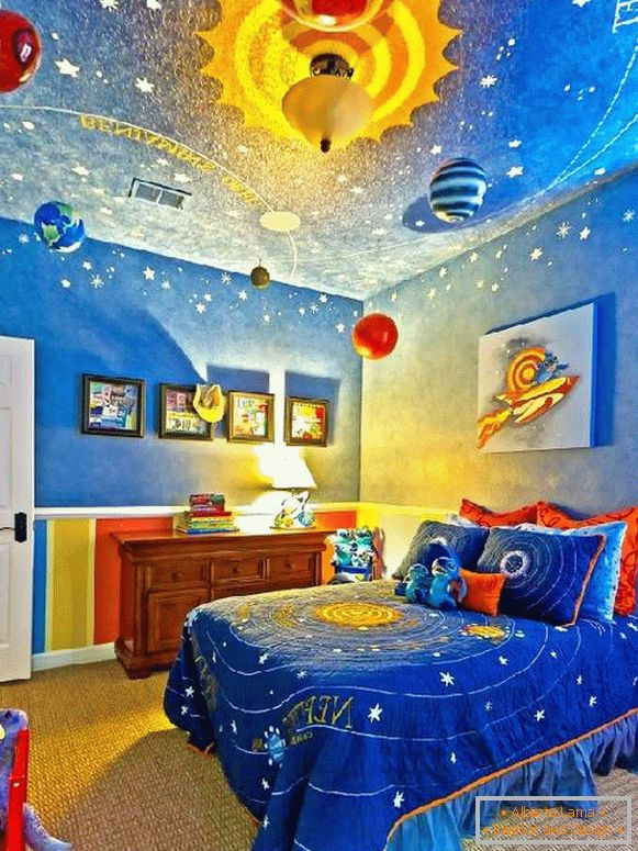 children's design with photo wallpapers, photo 10