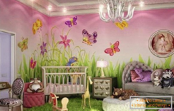 children's photo wallpaper, photo 14