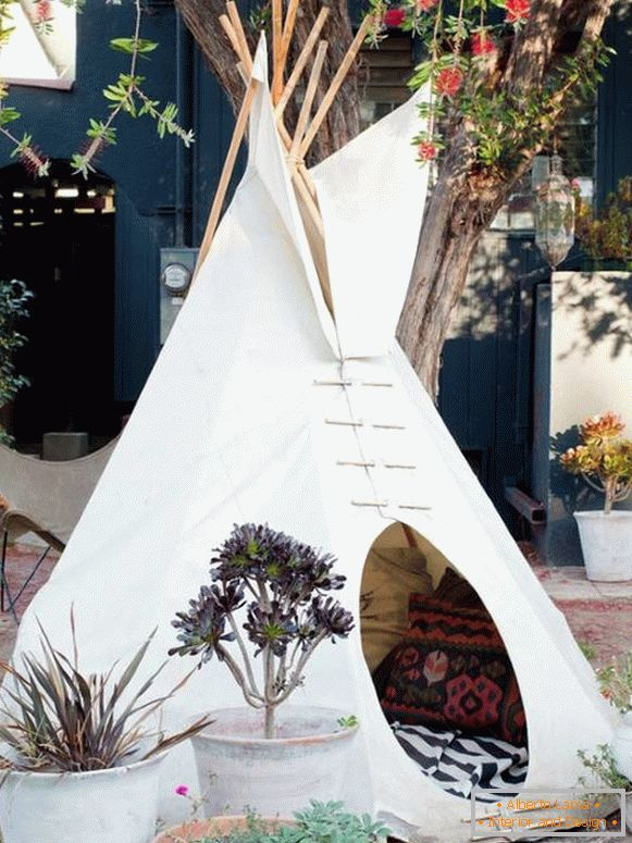 wigwam-child-house-for-garden