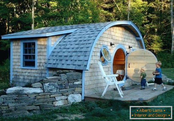 hobbit-children's house