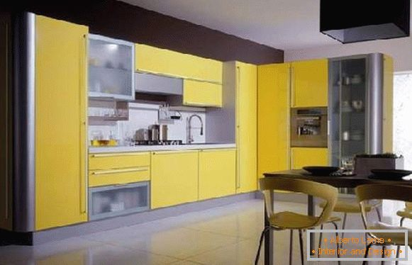 kitchen interior design, photo 27
