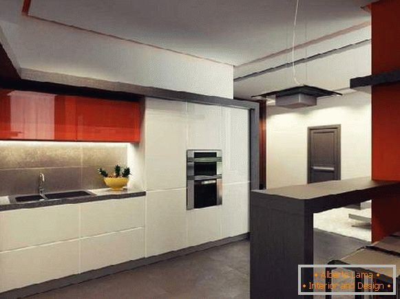design of kitchen 2017, photo 3