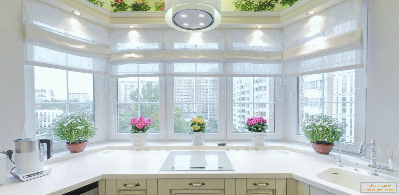 Kitchen light beige