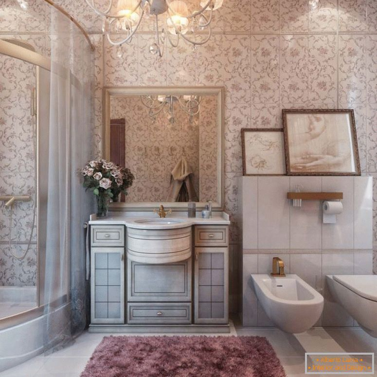 bathroom-classic room