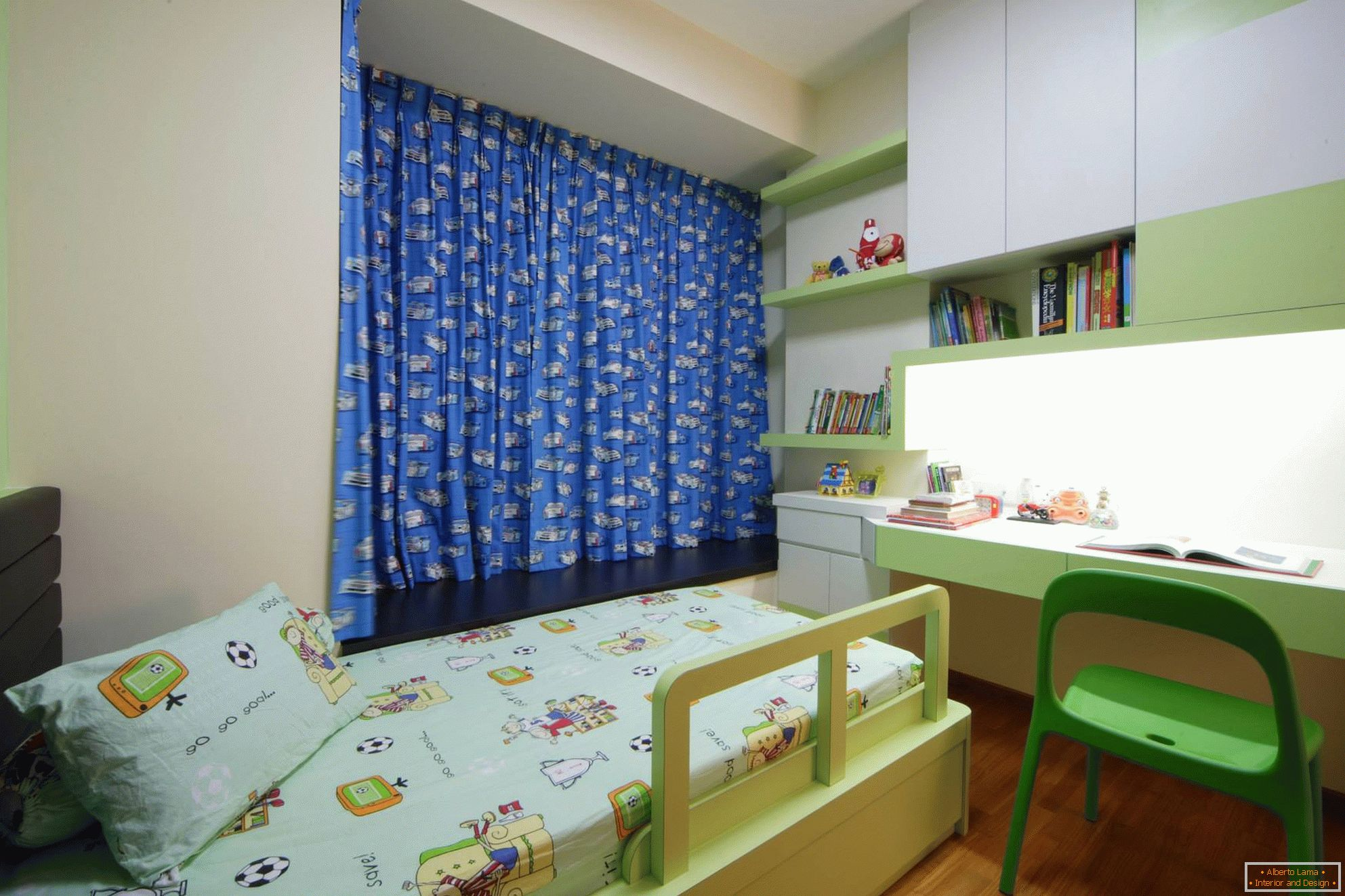 Design of small children's room