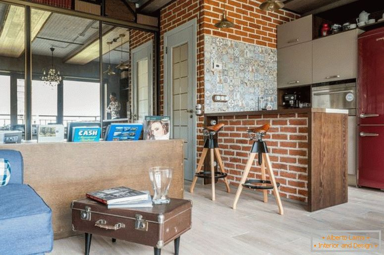 style-loft-in-interior-small-studio apartments20