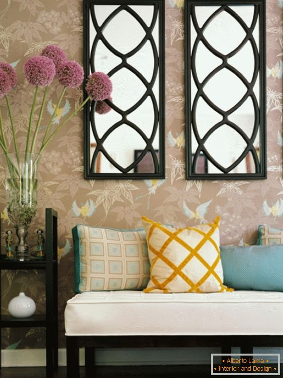 Home Decor Ideas with Mirrors