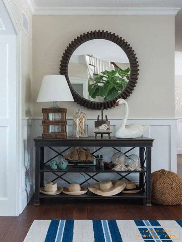 Idea-for-decoration-desk-console