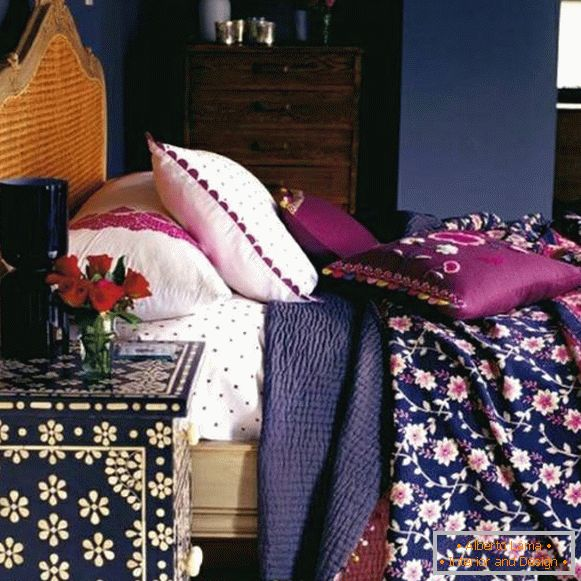 Decorating-Bedroom-in-Moroccan-style