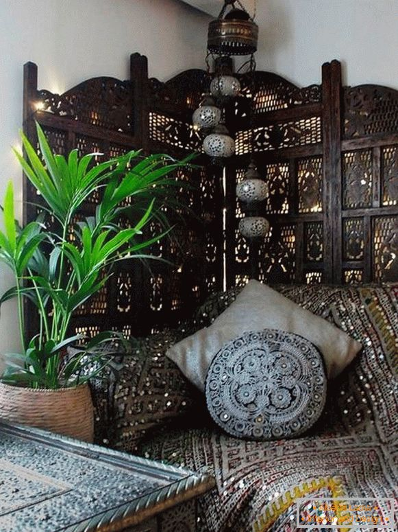 Moorish-decor-in-the-interior