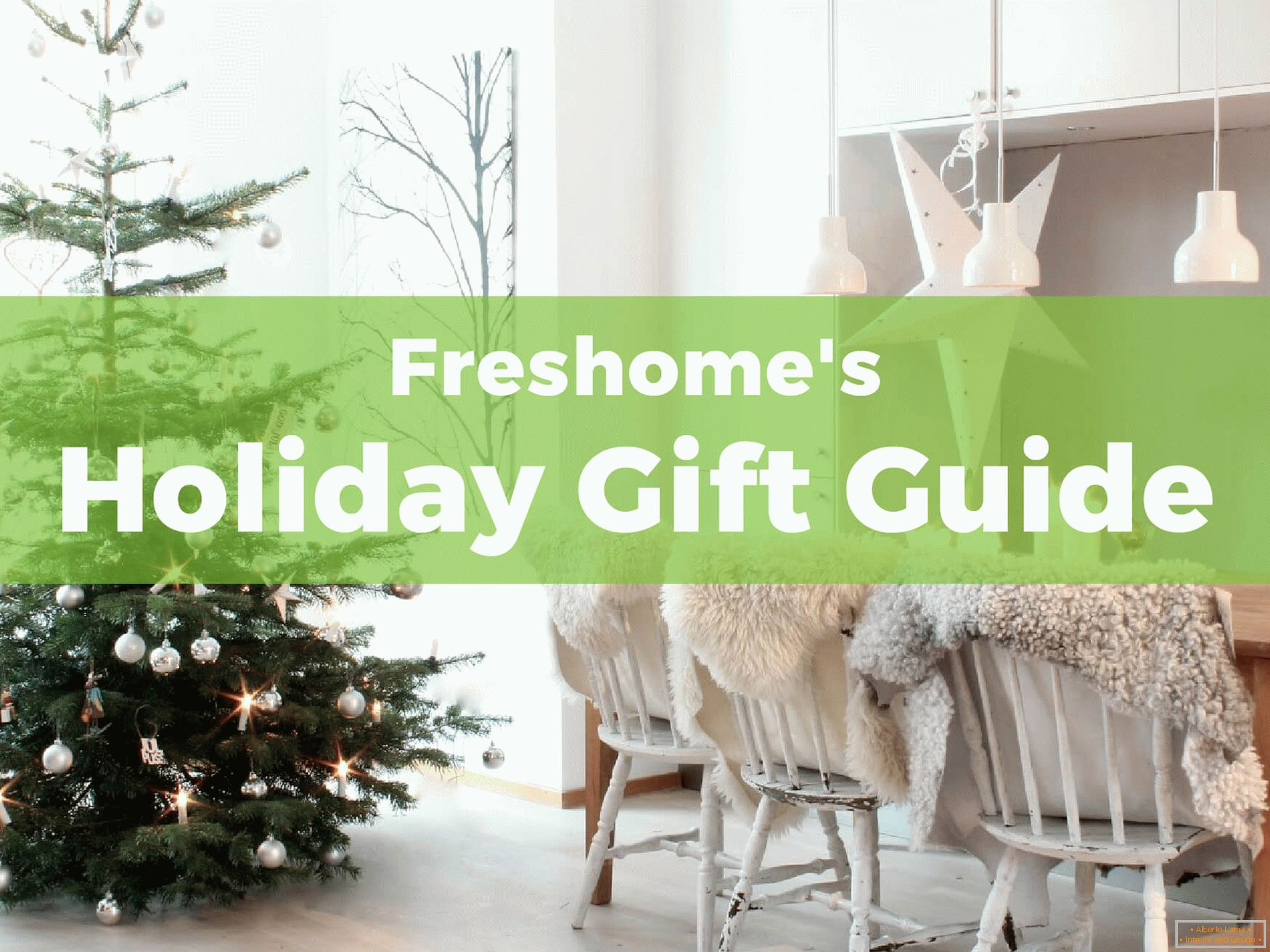 Interesting gift ideas - how to simply decorate the interior