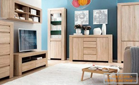 how to arrange furniture in a one-room apartment, photo 3