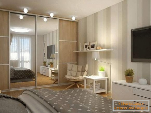 studio apartment how to arrange furniture photo, photo 9