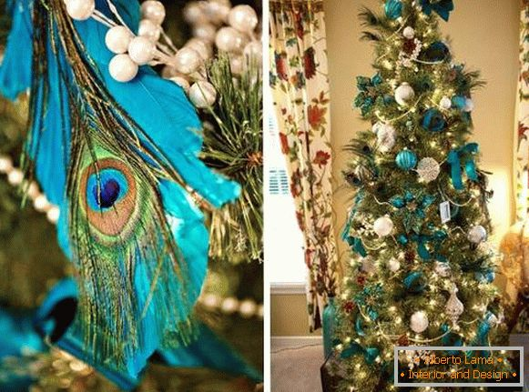 new-year-peacock