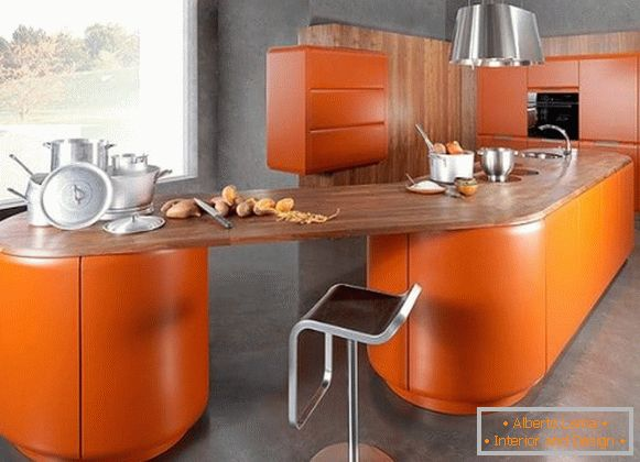 яркая kitchen furniture