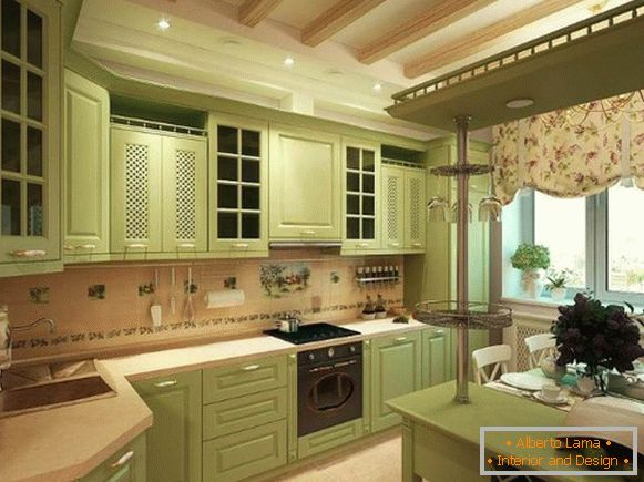 красивая kitchen furniture