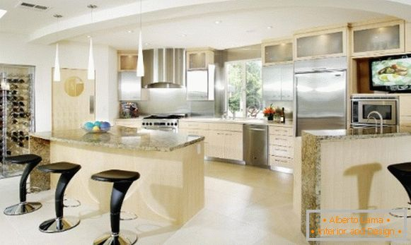 стильная kitchen furniture в интерьере