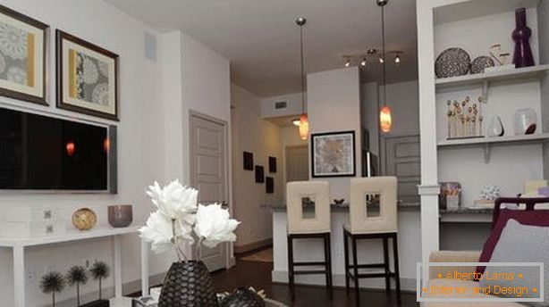 Apartment Interior in Westchase District