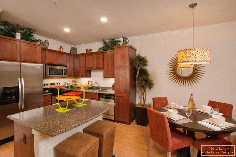 Apartment Interior in Westchase District - фото 3