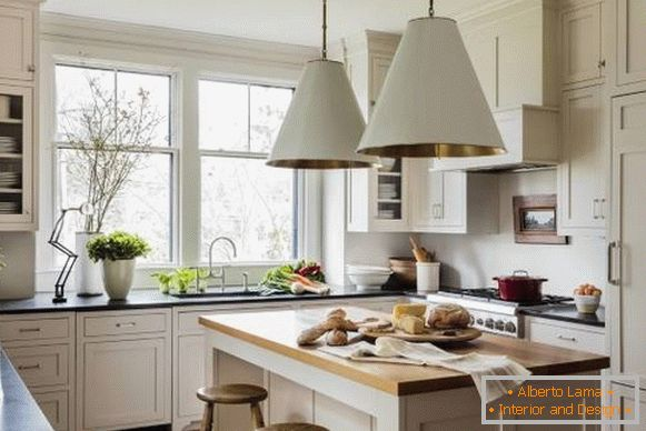 Shaker kitchen design photo 2018 - modern ideas