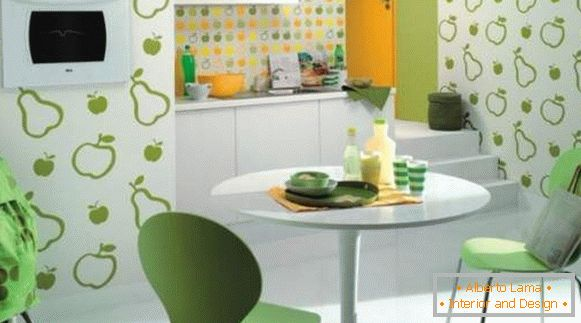 Washable Wallpaper For Kitchen