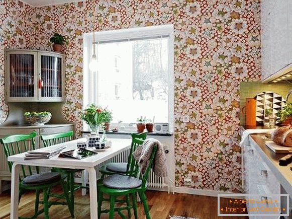 wallpaper for kitchen washable catalog buy, photo 12
