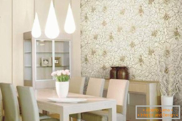 catalog of washable wallpaper for kitchen, photo 32