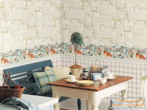 wallpaper for kitchen washable catalog buy, photo 40