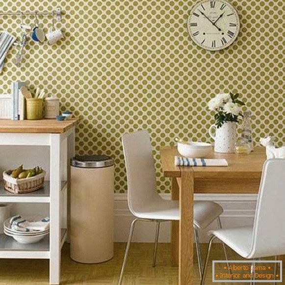 wallpaper for kitchen washable catalog leurua, photo 41