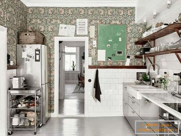 wallpaper for kitchen washable catalog photo, photo 45