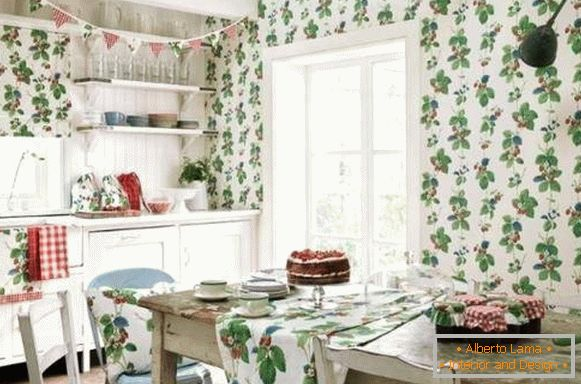 wallpaper for kitchen washable catalog buy, photo 54