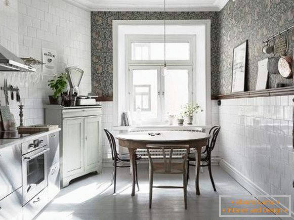 wallpaper for kitchen washable catalog photo price, photo 67