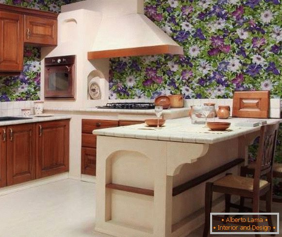 wallpaper for kitchen washable catalog buy, photo 68