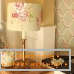 Interior items from wallpaper