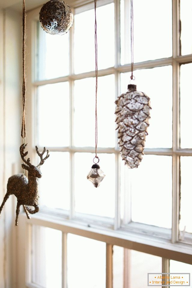 Ideas for decorating windows