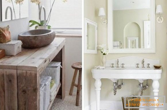 Homemade washbasin - best ideas
