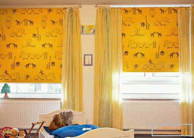 roller blinds for plastic windows, photo 14