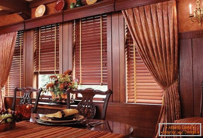 blinds for rolling windows, photo 29