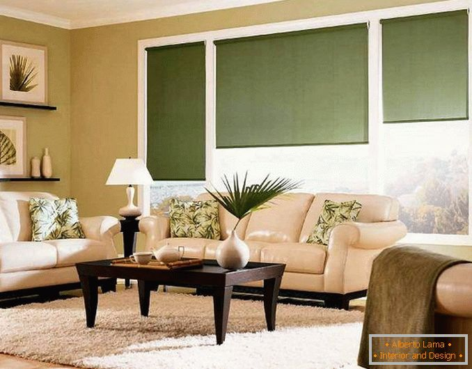 roller blinds for plastic windows, photo 8