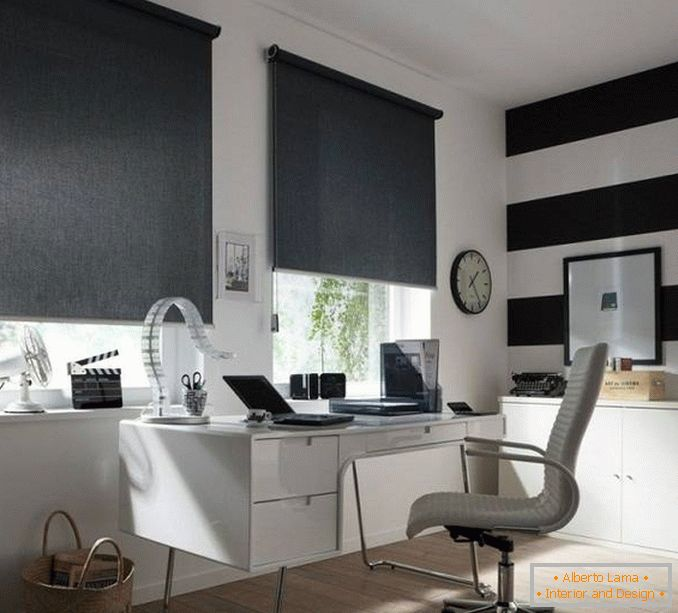 roller blinds for plastic windows, photo 9