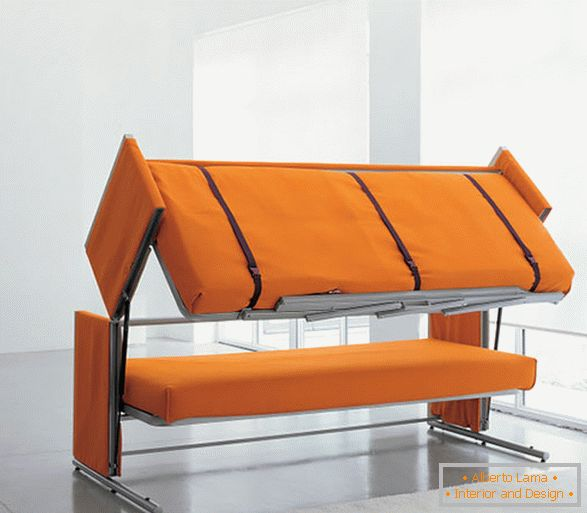 Transformable sofa