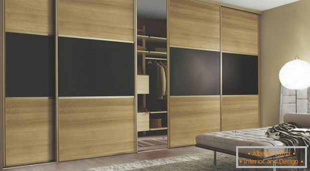 Luxury large wardrobe